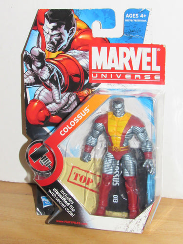 Marvel Universe Series 2 #013 Colossus