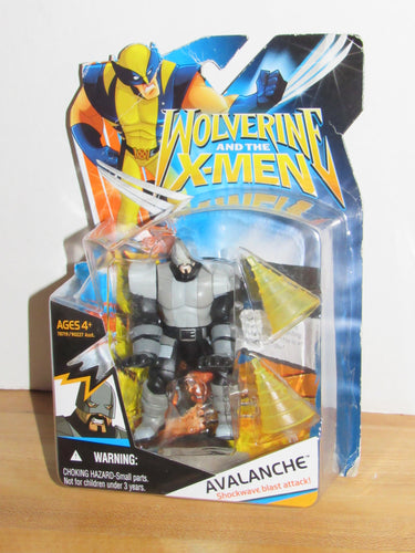 Wolverine and the X-Men Avalanche (Shockwave Blast Attack)
