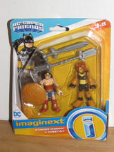 Load image into Gallery viewer, Fisher-Price Imaginext DC Super Friends Wonder Woman & Cheetah