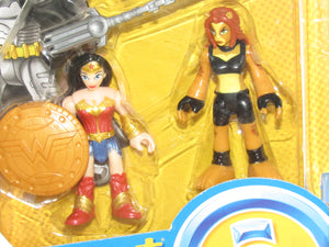 Fisher-Price Imaginext DC Super Friends Wonder Woman & Cheetah