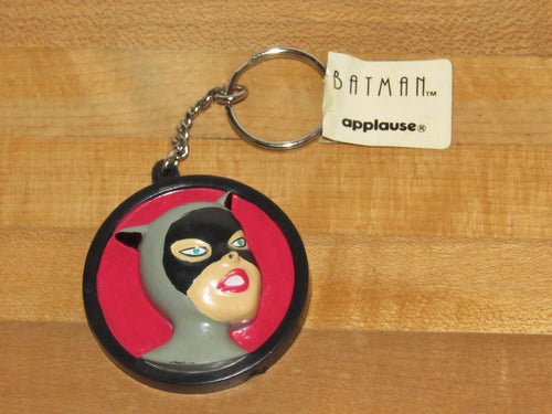 Applause Batman The Animated Series Catwoman Keychain