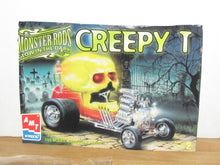 Load image into Gallery viewer, AMT Ertl Monster Rods Glow in the Dark Creepy T 1:25 Scale Model Kit