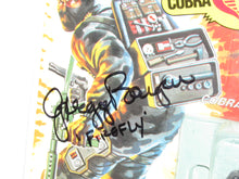 Load image into Gallery viewer, GI Joe Firefly V1 MOC SIGNED by Gregg Berger