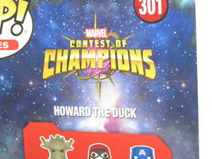 Funko Pop Marvel 301 Gamerverse Contest of Champions Howard the Duck