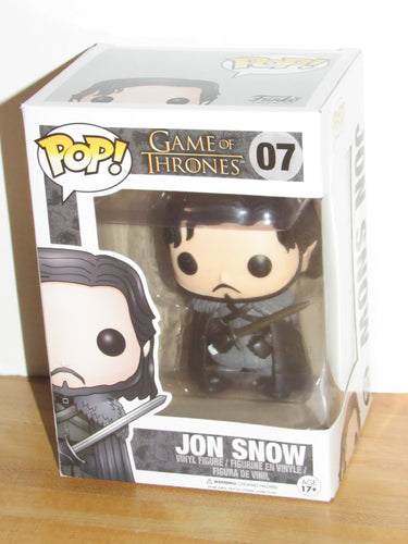 Funko Pop Game of Thrones 07 Jon Snow