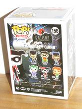 Load image into Gallery viewer, Funko Pop Heroes 156 Batman The Animated Series Harley Quinn Diamond Collection Hot Topic Exclusive