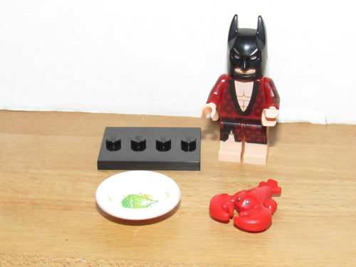 Lego Collectible Minifigures The Lego Batman Movie 71017 Lobster-Lovin' Batman