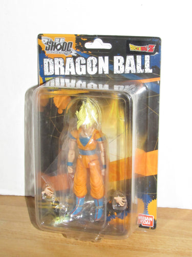 Bandai Shodo World Fun Dragonball Super Super Saiyan Goku