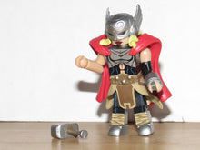 Load image into Gallery viewer, Marvel Minimates Series 64 Secret Wars New Thor (Jane Foster)
