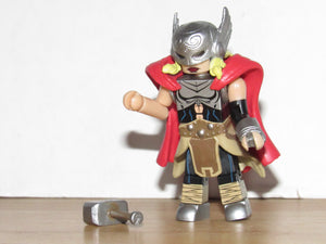 Marvel Minimates Series 64 Secret Wars New Thor (Jane Foster)