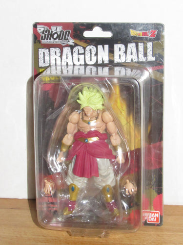 Bandai Shodo World Fun Dragonball Super Super Saiyan Broly