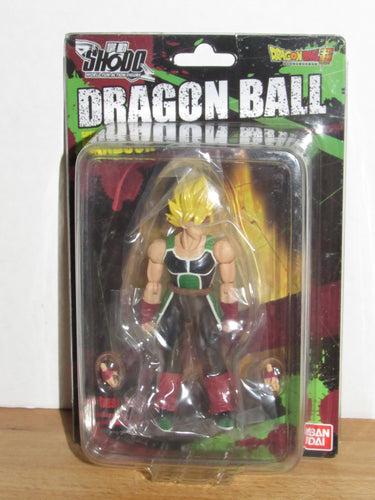 Bandai Shodo World Fun Dragonball Super Super Saiyan Bardock