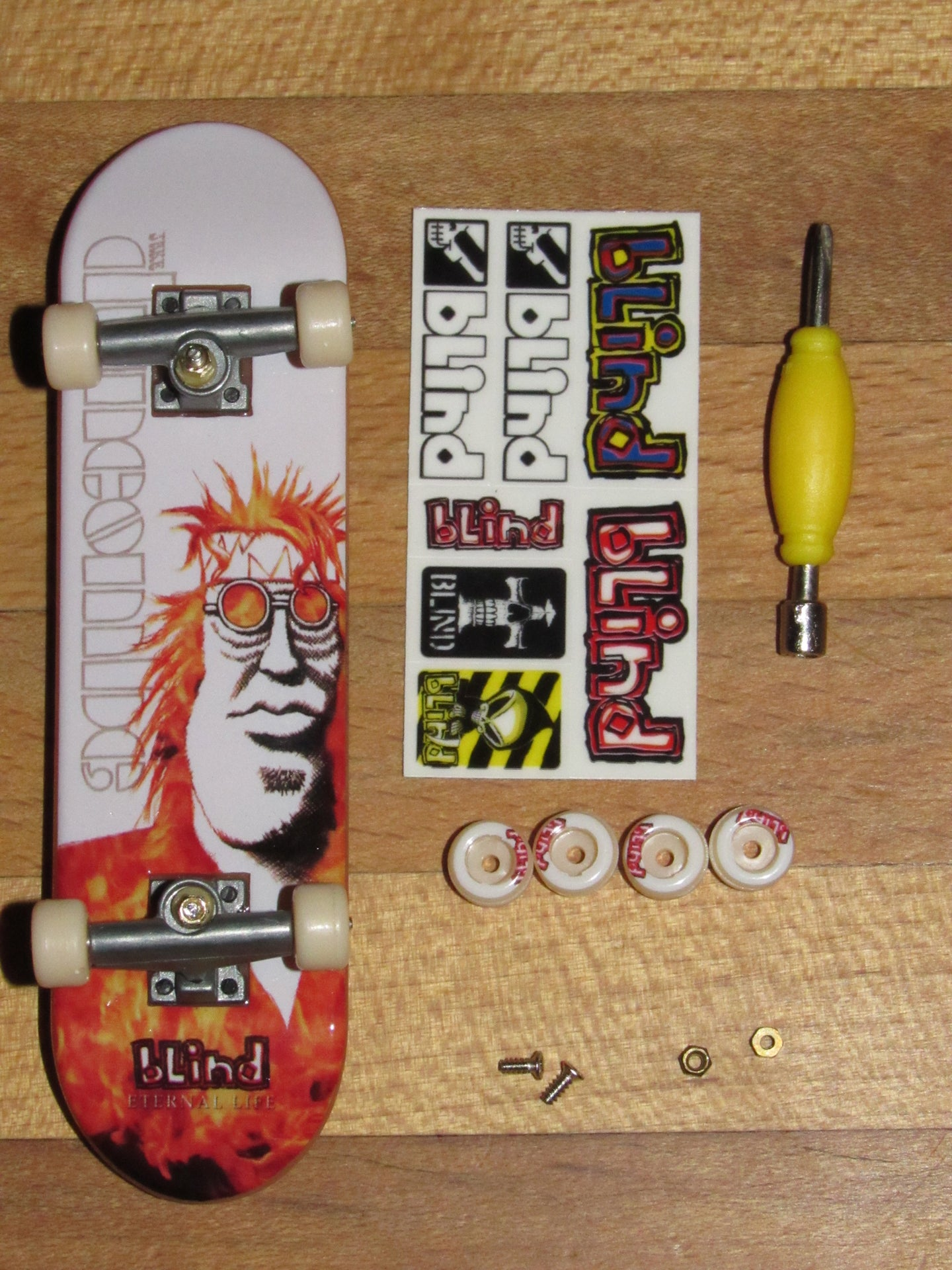 Spin Master Tech Deck 96mm Blind Jake Duncombe The Doors Eternal Life