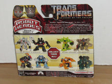 Load image into Gallery viewer, Transformers Revenge of the Fallen Robot Heroes Movie Series 2 Springer & Starscream