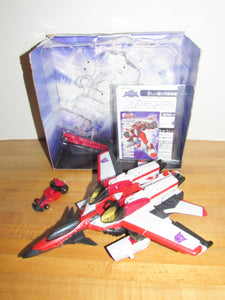 Takara Transformers Micron Legend MD-02 Starscream & Swindle