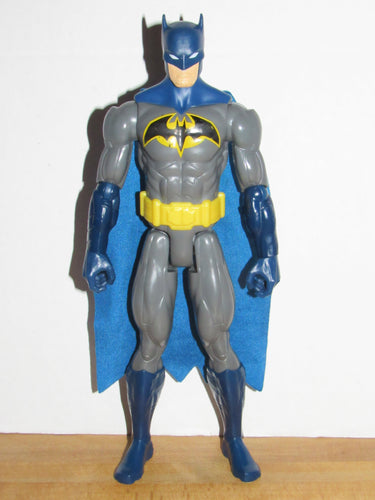 Mattel Batman Unlimited Blue/Grey 12