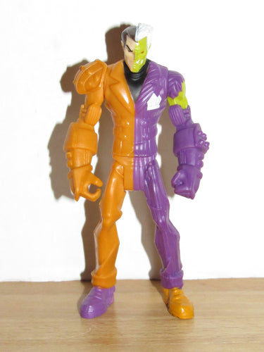 Mattel Batman Gotham City Tunnel Takedown Two-Face