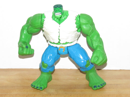 Toy Biz Incredible Hulk Electronic Raging Hulk 8