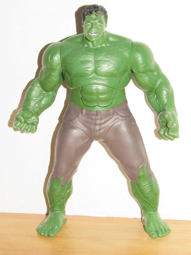 Hasbro Marvel Avengers Movie Talking Gamma Strike Hulk 10