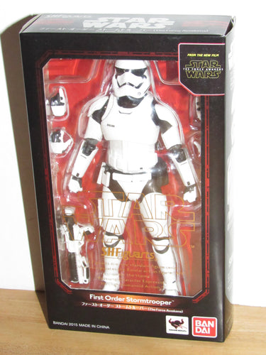 Bandai S.H.Figuarts Star Wars The Force Awakens First Order Stormtrooper