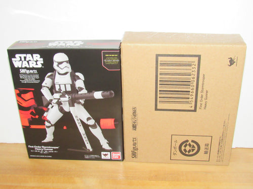 Bandai S.H.Figuarts Star Wars The Force Awakens First Order Stormtrooper Heavy Gunner