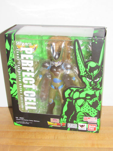 Bandai S.H.Figuarts Dragonball Z Event Exclusive Color Edition Perfect Cell