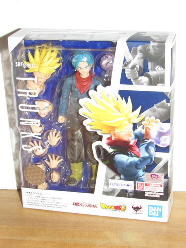 Bandai S.H.Figuarts Dragonball Super Trunks