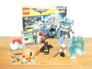 The Lego Batman Movie 70901 Mr. Freeze Ice Attack