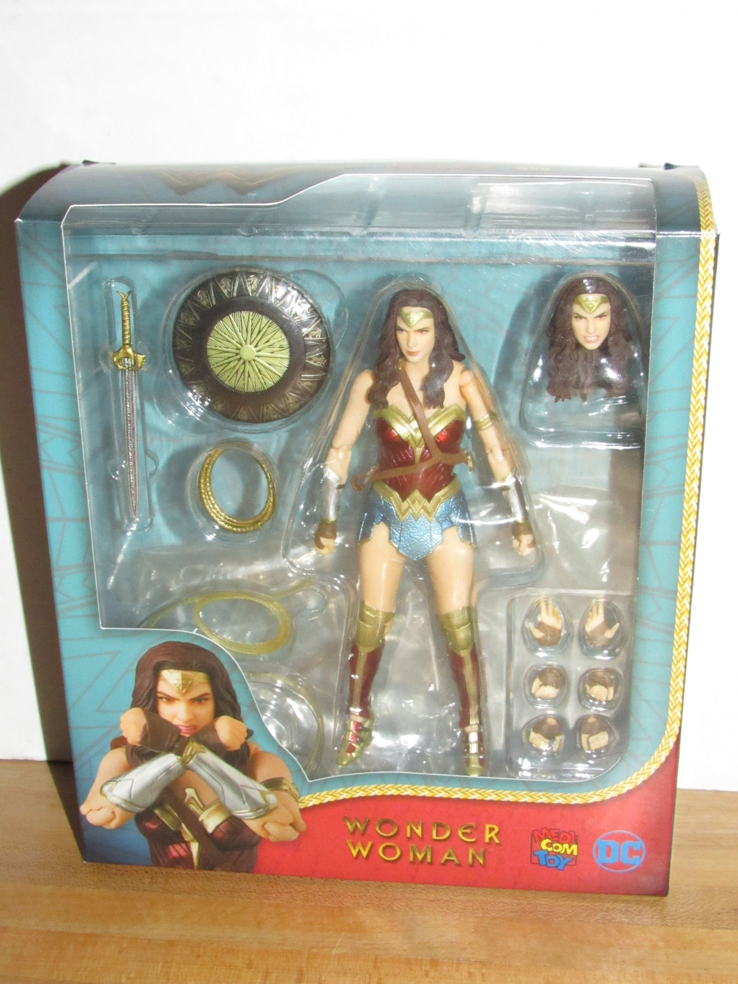 Medicom Mafex 048 Wonder Woman
