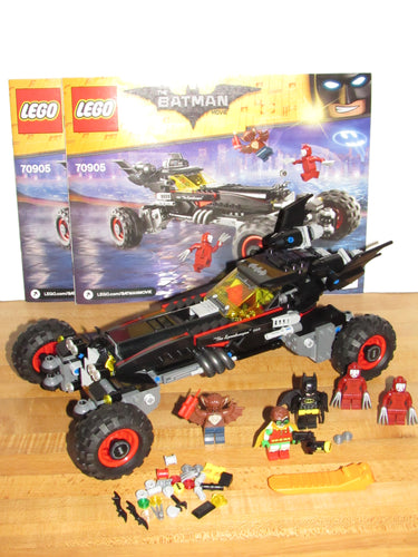 The Lego Batman Movie 70905 The Batmobile