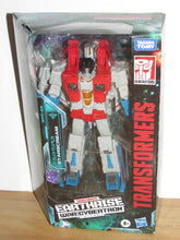 Load image into Gallery viewer, Transformers Generations War for Cybertron Trilogy: Earthrise Voyager Class Starscream