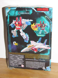 Transformers Generations War for Cybertron Trilogy: Earthrise Voyager Class Starscream