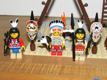 Load image into Gallery viewer, Lego 6746 Wild West Chief's Tepee