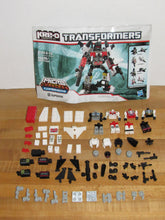Load image into Gallery viewer, Transformers Kre-O Micro Changers Combiners Superion