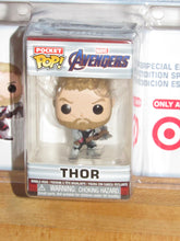 Load image into Gallery viewer, Funko Pocket Pop Keychain Marvel Avengers Endgame Thor Target Exclusive