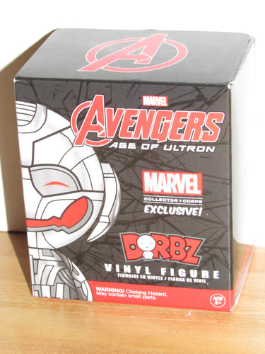 Funko Dorbz Marvel Avengers Age of Ultron Ultron Marvel Collector Corps Exclusive