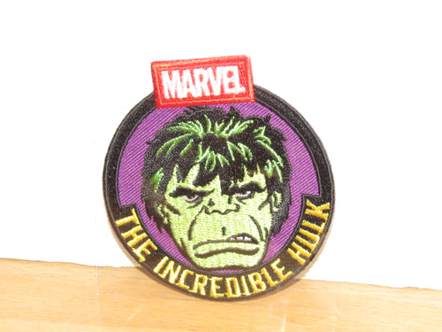Funko Marvel Collector Corps Incredible Hulk Embroidered Patch