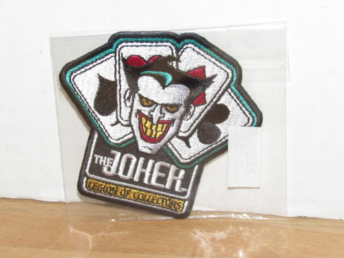 Funko DC Legion of Collectors Batman The Animated Series Joker Embroidered Patch
