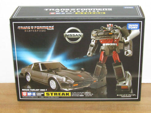 Takara Tomy Transformers Masterpiece MP-18 Streak (Bluestreak)