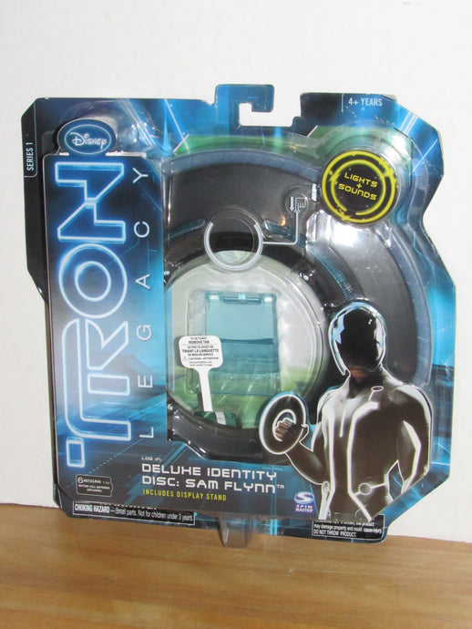 Spin Master Tron Legacy Deluxe Identity Disc: Sam Flynn