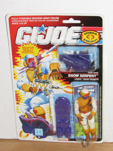 GI Joe Snow Serpent V2 MOC