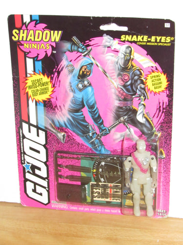 GI Joe Shadow Ninjas Snake-Eyes V6 MOC