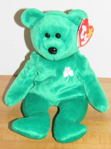 Ty Beanie Babies Erin the Teddy Bear