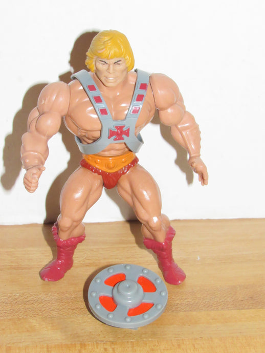 He-Man Masters of the Universe He-Man