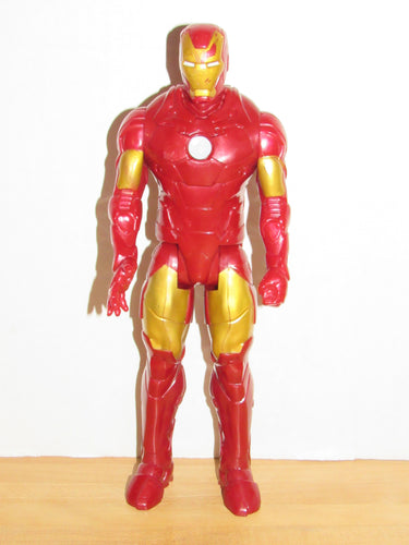 Avengers Assemble Titan Hero Series Classic Iron Man