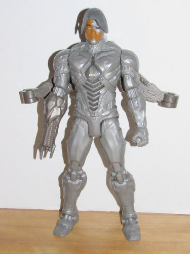Mattel Justice League Tech Blast Cyborg