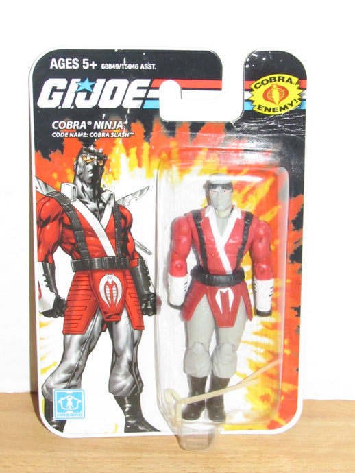 GI Joe 2008 Cobra Slash