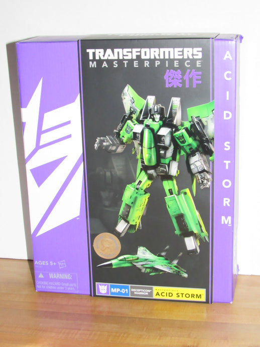 Transformers Masterpiece MP-01 Acid Storm Toys R Us Exclusive