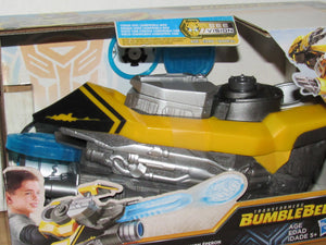 Transformers Bumblebee Movie Stinger Blaster (Bee Vision)