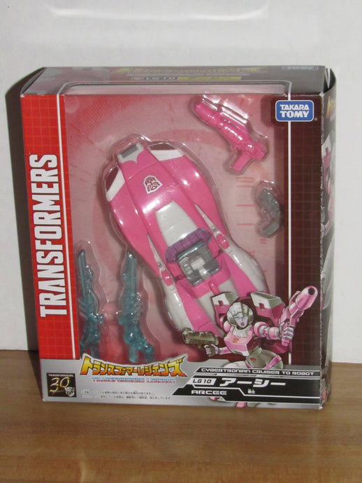 Takara Tomy Transformers Legends LG-10 Arcee